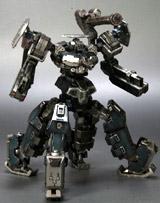 Armored Core: Crest CR-C75U2 Delta Fine Scale Model Kit