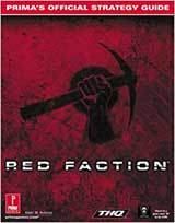 Red Faction Official Strategy Guide Book