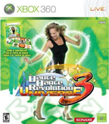 Dance Dance Revolution Universe 3 Bundle