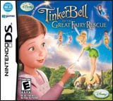 Disney Fairies Tinker Bell & the Great Fairy Rescue
