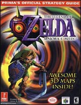 Legend of Zelda: Majora's Mask Prima's Official Guide