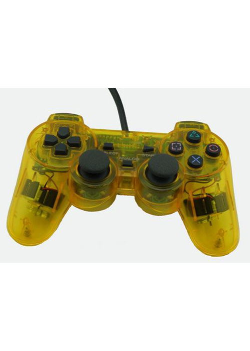 PS2 Controller Yellow