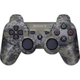 Playstation 3 DualShock 3 Controller Urban Camouflage by Sony