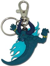 Blue Dragon Minotaur Keychain