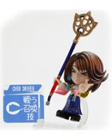 Final Fantasy Trading Arts Kai Mini Yuna Figure