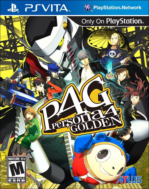Persona 4: The Golden