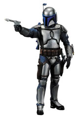 Star Wars Jango Fett Attack of the Clones ARTFX+ Statue