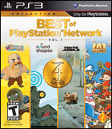Best of Playstation Network: Volume 1