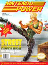 Nintendo Power Volume 38 Street Fighter II