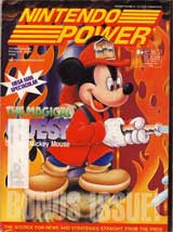 Nintendo Power Volume 44 The Magical Quest