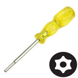 Video Game Security 3.8mm Bit Screwdriver