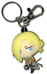 Attack on Titan: SD Annie PVC Keychain