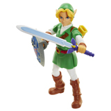 World of Nintendo 4 Inch Figures Link Ocarina of Time