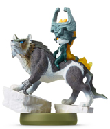 amiibo Wolf Link Legend of Zelda