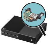 Xbox One Repairs: Laser Pickup Replacement Service