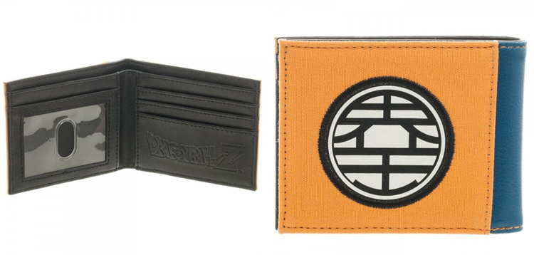 Dragon Ball Z Kame Bi-Fold Wallet