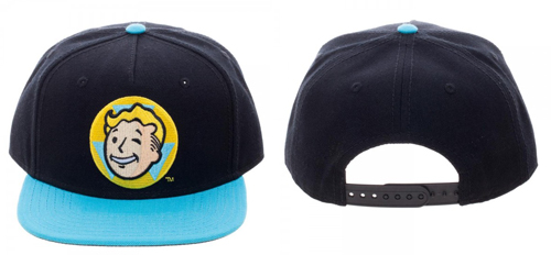 Fallout Youth Snapback Hat