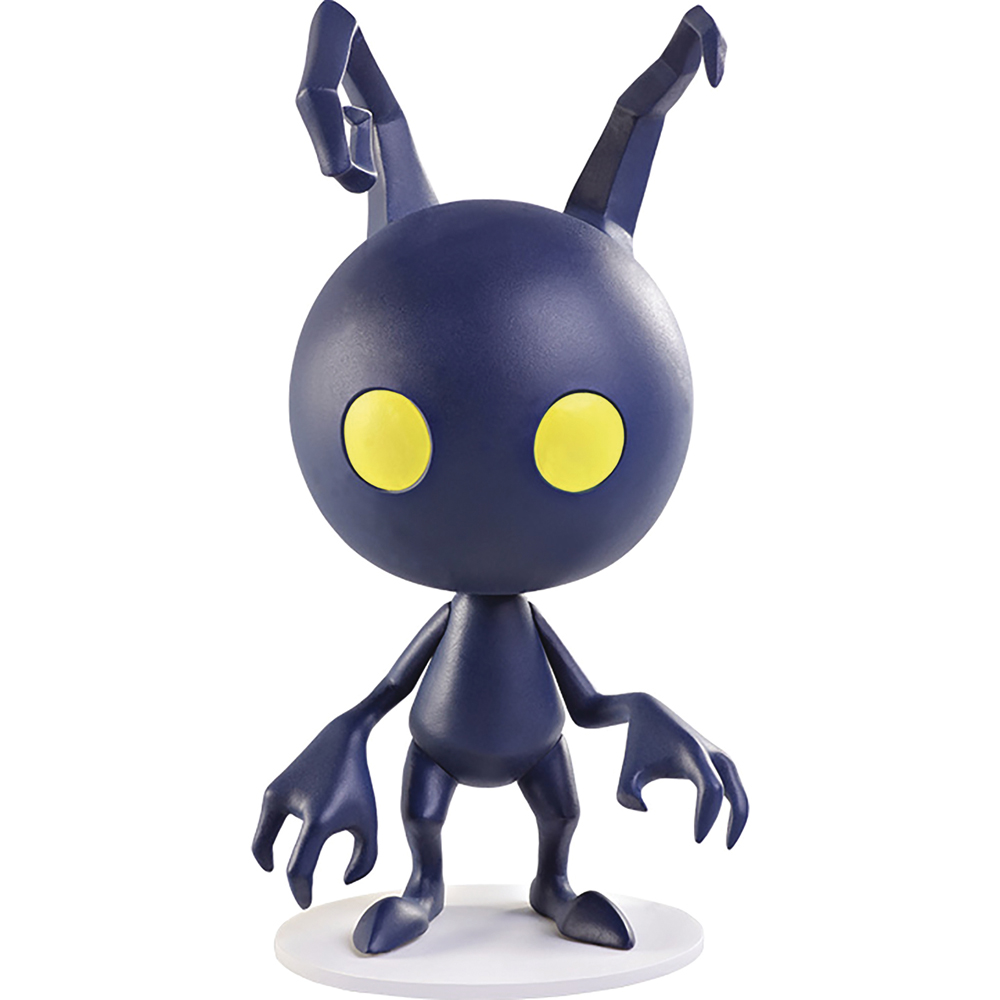 Kingdom Hearts Unchained X Shadow Static Arts Figure