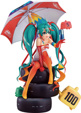 Hatsune Miku Racing Miku 2016 Version 1/8 Scale PVC Figure