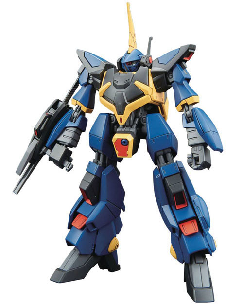 Gundam Zeta Barzam 1/144 Scale Model Kit