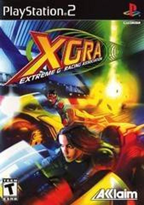 XGRA: Extreme-G Racing Association
