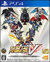 Super Robot Wars V: Premium Anime Song & Sound Edition