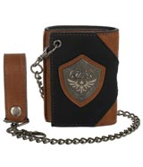 Legend of Zelda Hylian Shield Chain Wallet