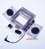 Game Boy Color HandyPak Color Clear Purple