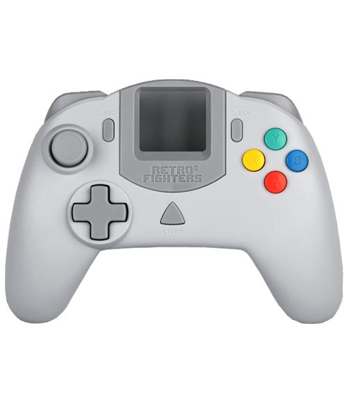 Dreamcast StrikerDC Controller by Retro Fighters
