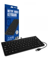 PS4 NuType Wired Keyboard