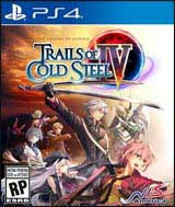 Legend of Heroes: Trails of Cold Steel IV Game Only