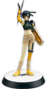 Final Fantasy VII Yuffie Statue
