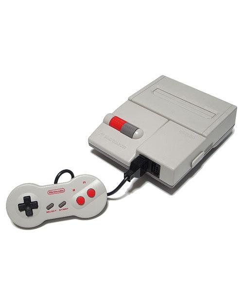 Nintendo NES Model 2 System