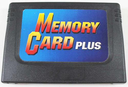 Saturn Memory Card Plus