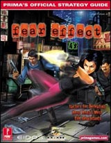 Fear Effect Official Strategy Guide