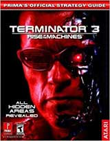 Terminator 3: Rise of the Machines Official Strategy Guide Book