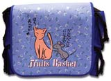 Fruits Basket Cat & Rat Messanger Bag