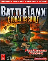Battle Tanx Global Assault Official Strategy Guide