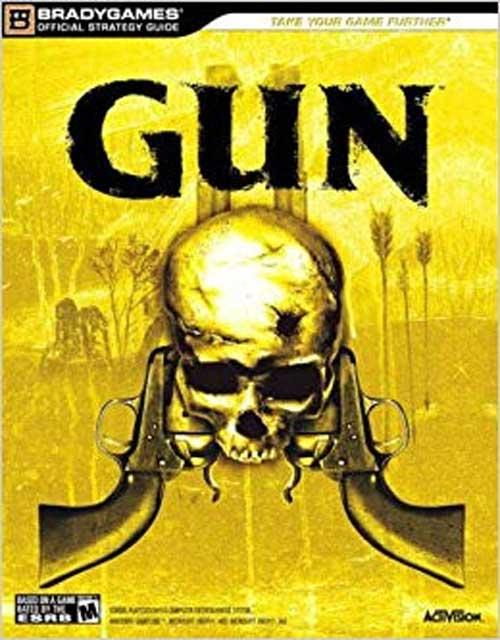 Gun Official Strategy Guide Book