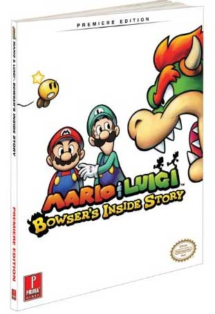 Mario & Luigi: Bowser's Inside Story Premiere Edition Guide