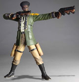Final Fantasy XIII Trading Arts Sazh Figure