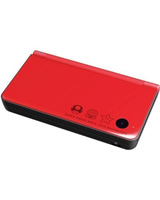 Nintendo DSi XL Super Mario Bros. 25th Anniversary Red System