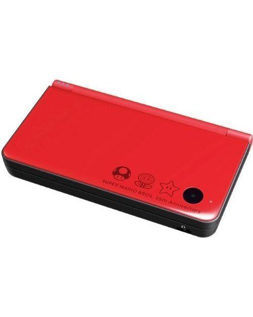 Nintendo DSi XL Super Mario Bros. 25th Anniversary Red System