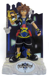 Kingdom Hearts Sora Paperweight