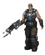 Gears of War 3 Series 1 Damon Baird Action Figure