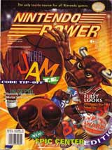 Nintendo Power Magazine Volume 70 NBA Jam T.E.