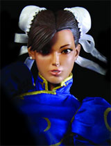 Street Fighter Chun-Li 1/4 Statue