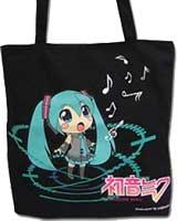 Hatsune Miku Vocaloid Tote Bag