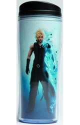 Final Fantasy Cloud Travel Tumbler