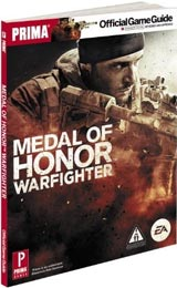 Medal of Honor: Warfighter Official Guide